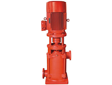 XBD-DL vertical multistage fire pump