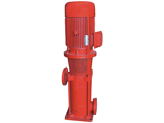 XBD-LG vertical multistage fire pump